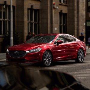 """劲敌换""""心"""" 内饰升级全新小改款 2018 Mazda 6 正式发布"""