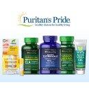 年度最佳,买2送4+满$45减$11+送维D好礼折扣升级:Puritan's Pride 双12独家全场保健品促销,收鱼油、维骨力等