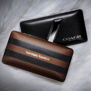 Harman Kardon Esquire Mini COACH Limited Edition