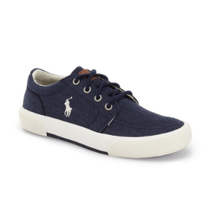 Ralph Lauren | 'Faxon II' Canvas Sneaker (Toddler, Little Kid & Big Kid) | Nordstrom Rack