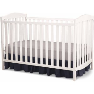 Delta Children Capri 3-in-1 Fixed-Side Crib