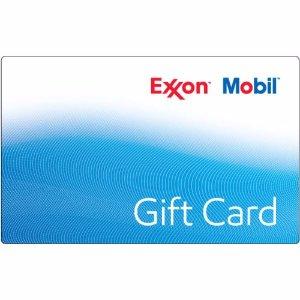 $50 ExxonMobil Gas Gift Card