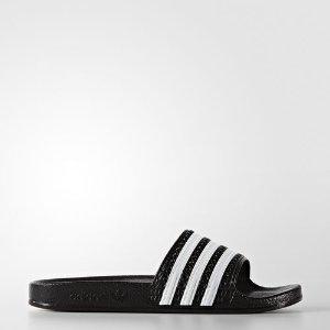 adidas adilette Slides - Black