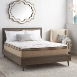 NuForm Quilted Pillow Top 11-inch Queen-size Foam Mattress