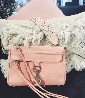 Up To 70% Off + Extra 25% OffBaby Pink Handbags Sale @ Rebecca Minkoff