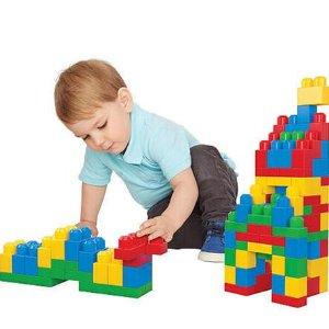 Mega Bloks First Builders 100 piece Imagination Building Set