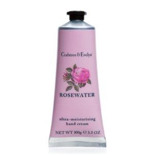 Rosewater Ultra-Moisturising Hand Cream