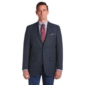 Joseph Abboud Cotton Blend Tailored Fit 2-Button Sportcoat CLEARANCE - All Clearance | Jos A Bank