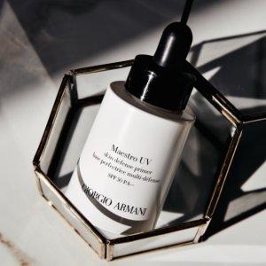 Maestro UV Skin Defense Primer @ Giorgio Armani Beauty