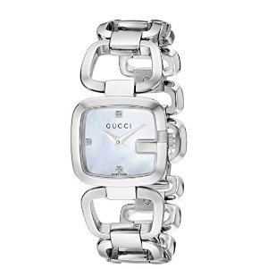 Gucci  YA125502 女士石英手表
