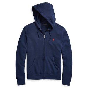 French Terry Hoodie - Sweatshirts � T-Shirts & Sweatshirts - RalphLauren.com