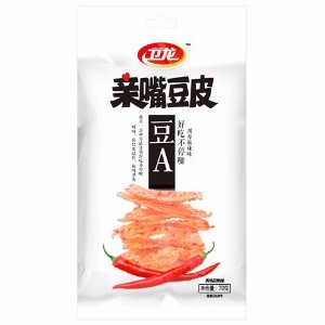 WEILONG Kiss Bean Curd Spiced Flavor 70g