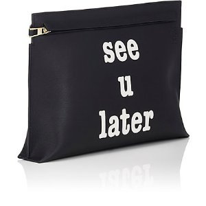 LOEWE T Large Pouch | Barneys New York