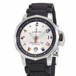 CORUM Admirals Cup Trophy Silver Dial Automatic Men's Watch No. A082/03499