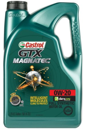 $16.9 (原价$33.41)嘉实多 GTX Magnatec磁护 5夸托装5W-30机油