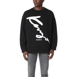 KENZO                                                          Signature Sweatshirt