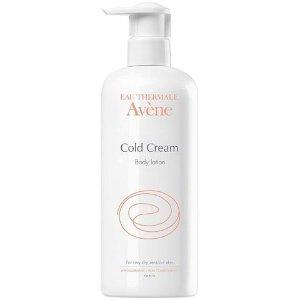 Avene Cold Cream Body Lotion