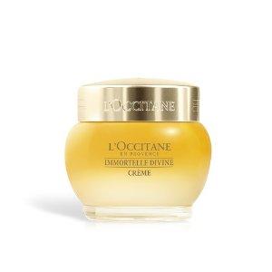 Divine Cream | Anti-Aging Face Cream | L'Occitane