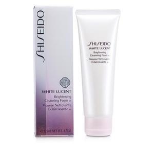 Shiseido Women's White Lucent Brightening Cleansing Foam, 4.7 OZ - CVS.com