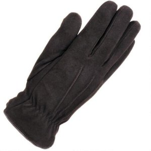 MEN'S WILSONS LEATHER SUEDE THERMO LINED GLOVE