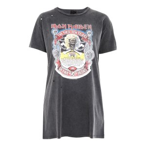 PETITE Iron Maiden T-Shirt - Sale & Offers- Topshop USA