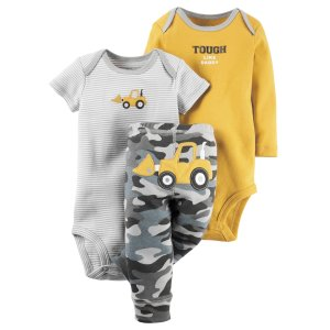 Baby Boy 3-Piece Little Character Set | Carters.com