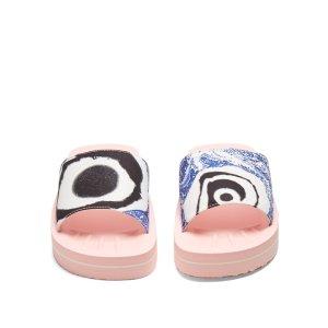 Acne Studios Tania Eyeball slides