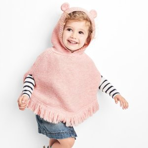 Extra 40% Off + Extra 10% OffFree Shipping Baby and Kid's @ Gap