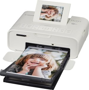 $69Canon SELPHY CP1200 Wireless Photo Printer