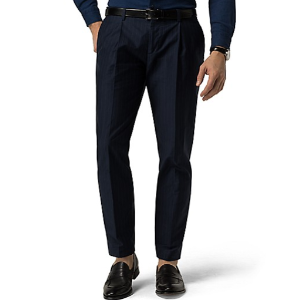 TAILORED COLLECTION SLIM FIT TROUSER 			 			TT01228