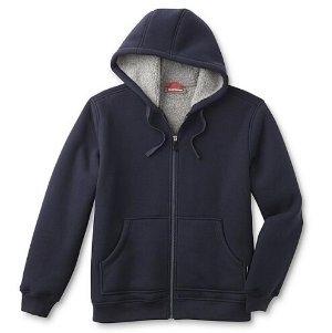 $4.99Craftsman Men's Thermal Hoodie Jacket