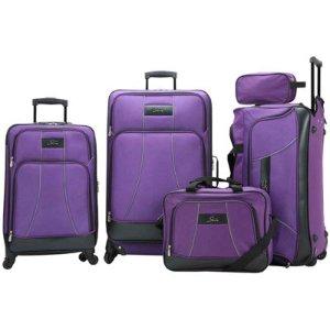 Skyway Seville 5-pc. Luggage Set