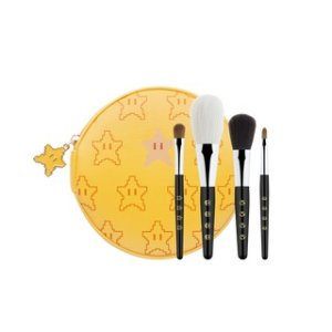 peach's favorite premium brush set - shu uemura art of beauty