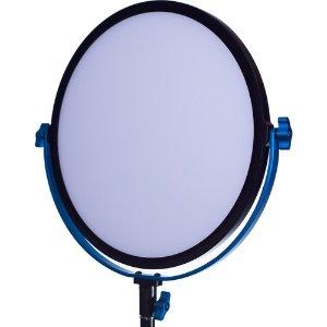 $136.95(原价$236.95)Dracast Silkray 400 双色 LED 圆形摄影灯