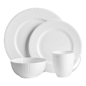 Mikasa® Italian Countryside Bone 16 Piece Dinnerware Set