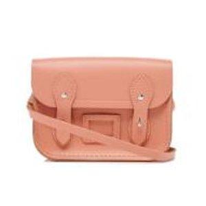 The Cambridge Satchel Company Women's Tiny Satchel - Terracotta