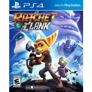 Ratchet and Clank for PlayStation 4