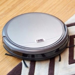 $150.14ILIFE A4s Robot Vacuum Cleaner with Powerful Suction and Remote Control, Super Quiet