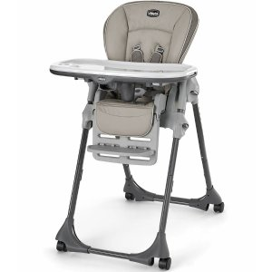 Chicco Polly Single-Pad High Chair - Papyrus