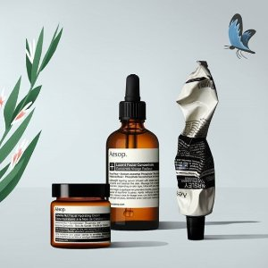 almoon Singles Day Exclusive! 20% off Aesop