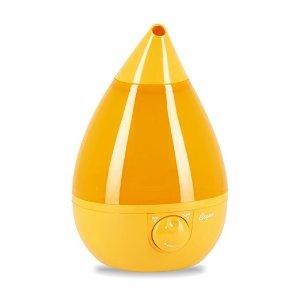 Crane Drop Ultrasonic Cool Mist Humidifier - Orange