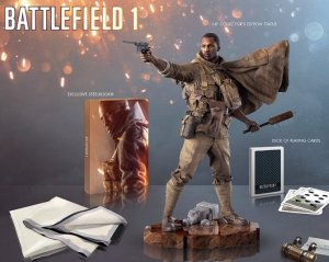 $17.99Battlefield 1 Exclusive Collector's Edition (No Game)
