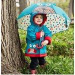 Skip Hop Zoo 动物园系列猫头鹰造型儿童雨衣,大号