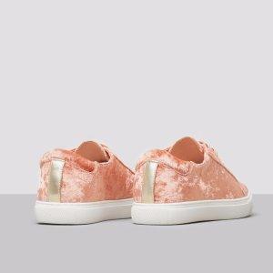 Womens Kam Velvet Sneaker | Kenneth Cole