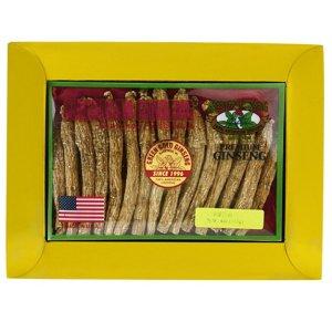 Long American Ginseng Small 4oz box
