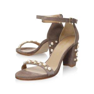 Stuart Weitzman Bing Pearls Sandals