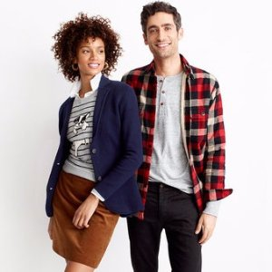 Free VoucherExtra 35% Off J.Crew Factory In-Store or Online @ Gilt City