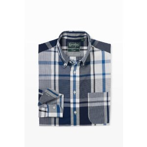 Gitman Zephyr Plaid Shirt