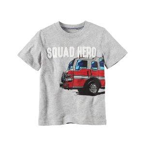 Squad Hero Graphic Tee
