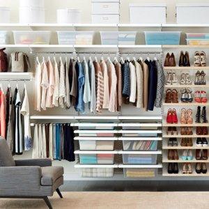 Closet Sale : Shoe Storage & Clothing Storage | The Container Store | The Container Store